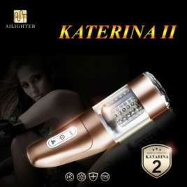 Âm đạo giả tự động liếm mút dương vật Katina II