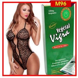 Vegetal Vigra 120mg hỗ trợ điều trị rối loạn cương dương